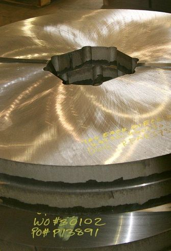 Plate Finishing