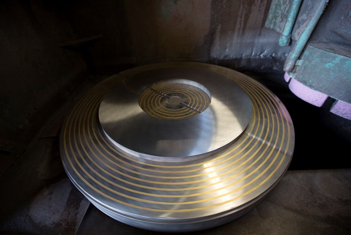 steel plate finishing